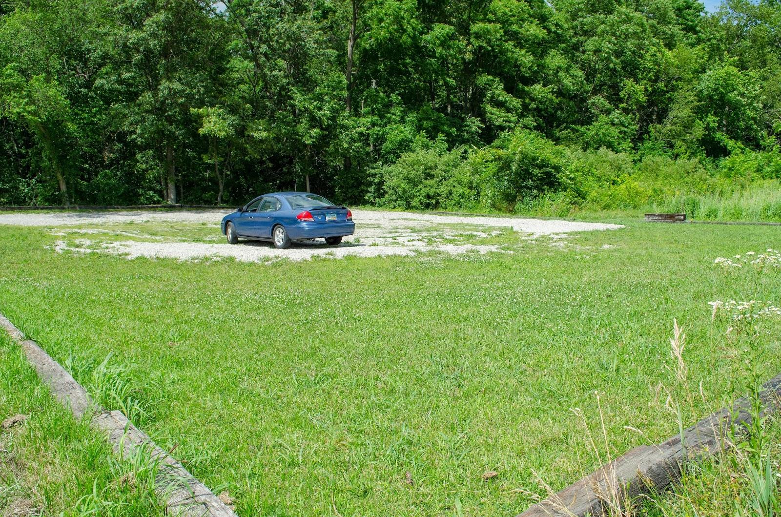 Calamus Swamp Parking Lot