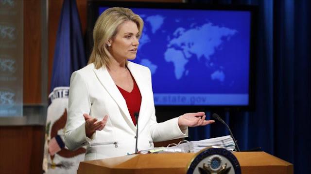 """EEUU llama a comunidad internacional a """"oponerse"""" a Maduro"""