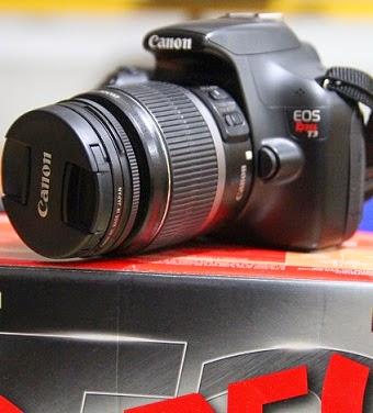 jual beli kamera bekas malang harga canon eos rebel t3