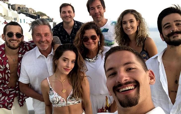 Ricardo Montaner presentará nueva serie junto a su familia