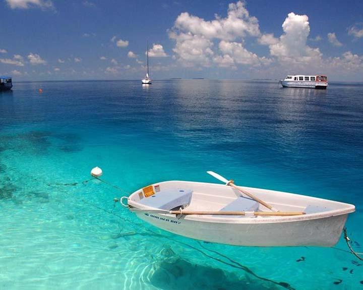 tertemiz deniz ve yaz resimleri