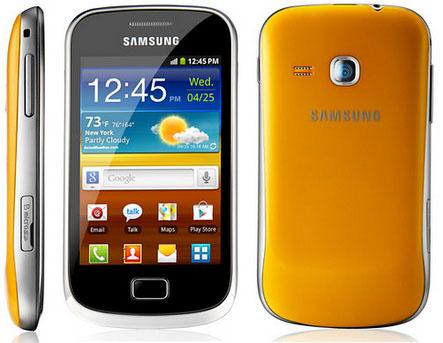 Samsung galaxy mini manual orange.