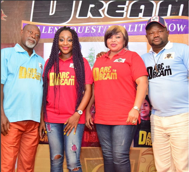 ini edo dare to dream auditions