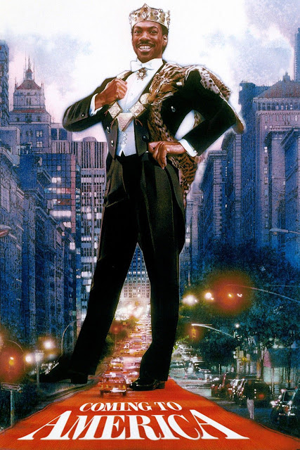 Eddie Murphy's 'Coming to America' 1998 Comedy now has a Sequeal for Release in 2020 | February 12, 2019