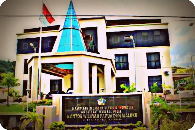 Wansepta Nirwanda Jabat Kepala Kantor Wilayah Direktorat Jenderal Pajak Papua-Maluku