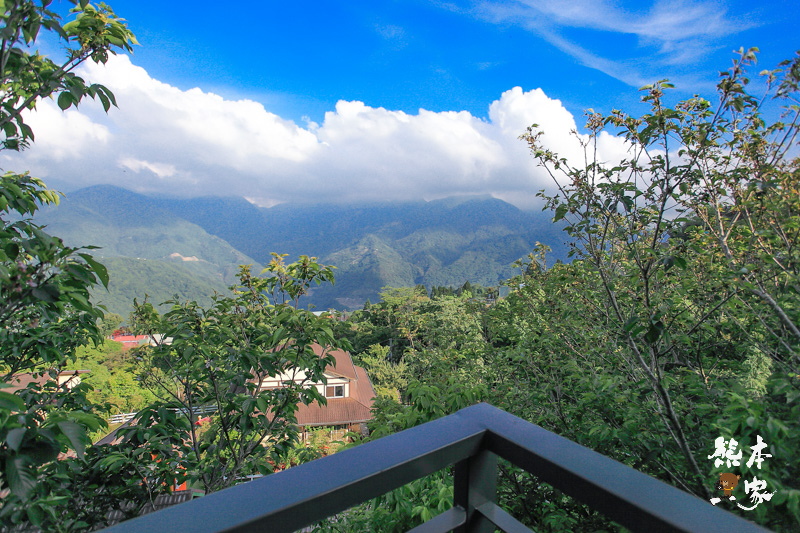 比佛利山莊|百岳群峰、賞楓秘境、烤肉聚餐|南投清境避暑住宿