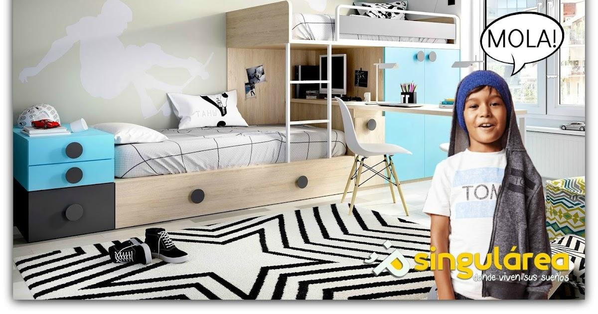 Blog dormitorios juveniles com colores tendencias en dormitorios juveniles 2018 - Tendencias dormitorio 2018 ...