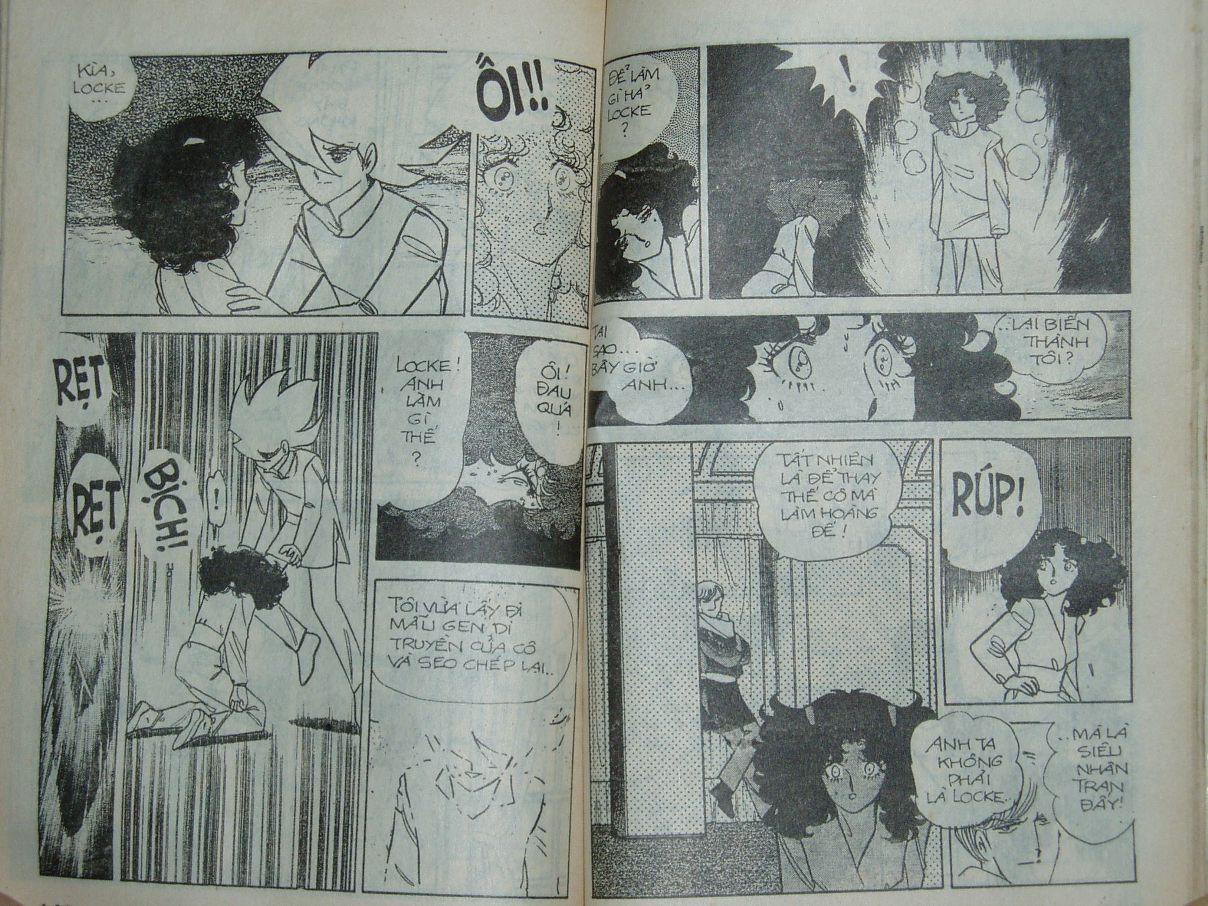 Siêu nhân Locke vol 12 trang 70