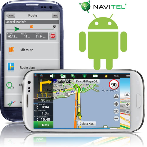 Maps navteq q1