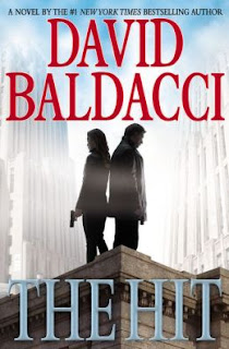 The Hit by David Baldacci - book cover