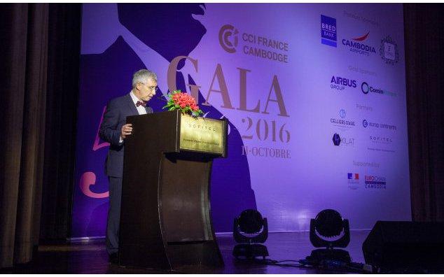 Discours de Monsieur l'Ambassadeur de France au Cambodge