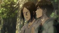 Ymir and Eren