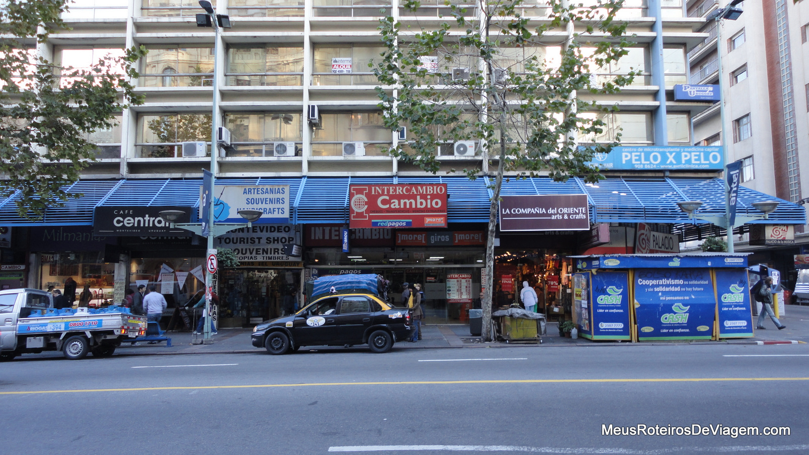 32213a251a6 Dicas de Compras em Montevidéu