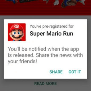 "(News) Cooming Soon Game  Android Terbaru ""Super Mario Run"" Di Google Play Store"