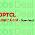 OPTCL Admit Card 2017 MT (Management Trainee) Interview Call Letter