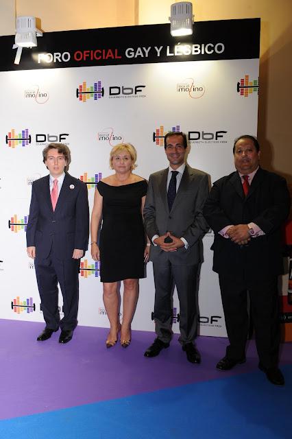 Presentación de Diversity Business Fair en el Círculo de Bellas Artes de Madrid