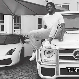 Runtown Has A Reply For Mr Eazi For Saying Nigerian Artistes Are Copying His Style Of Music