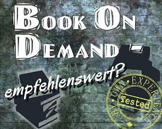 Poster: Book-on-Demand - empfehlenswert?