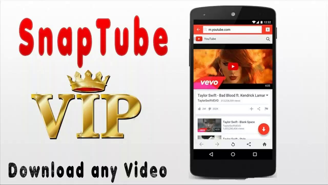 snaptube pro vip apk latest version