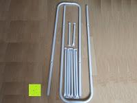 Rohre: Stabiler Kistenständer Kastenregal Falschenregal Kastenständer (3 Kasten)