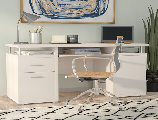 best buy modern home office desk wayfair for sale online cheap
