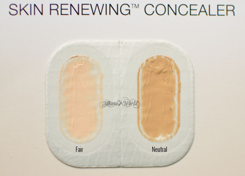 jo mousselli skin renewing concealer shades
