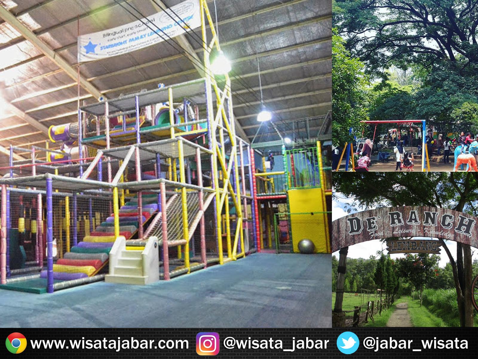 10 Tempat Wisata Anak Paling Favorit Di Bandung Ngelancong