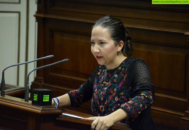 Hernández Labrador pide que los pacientes palmeros tengan prioridad de plazas en los vuelos a Tenerife