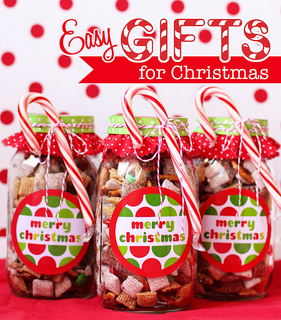 Easy Gifts for Christmas
