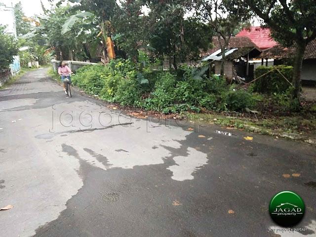 Tanah Dijual jalan Magelang Km 10