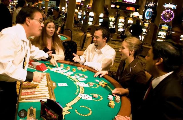 Blackjack Las Vegas Dicas
