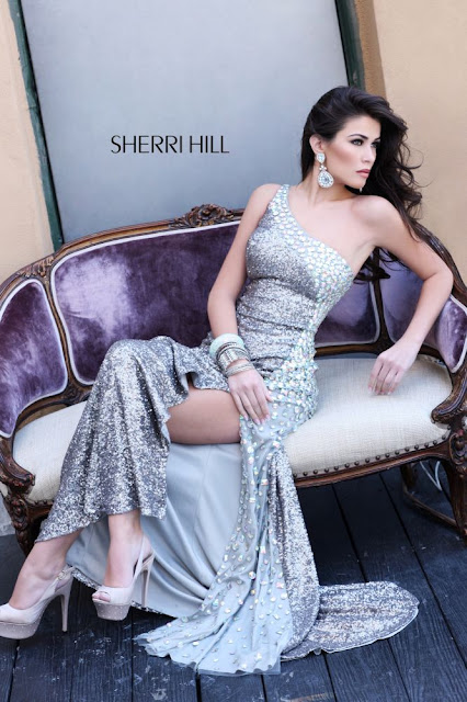 ((Photo)) Miss Universe Kosovo 2012 , DIANA AVDIU For  SHERRI HILL 2012
