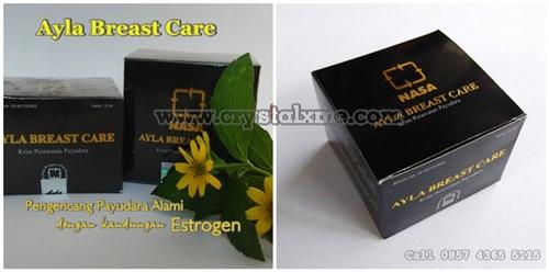 Ayla Breast Care Cream Perawatan Payudara Alami
