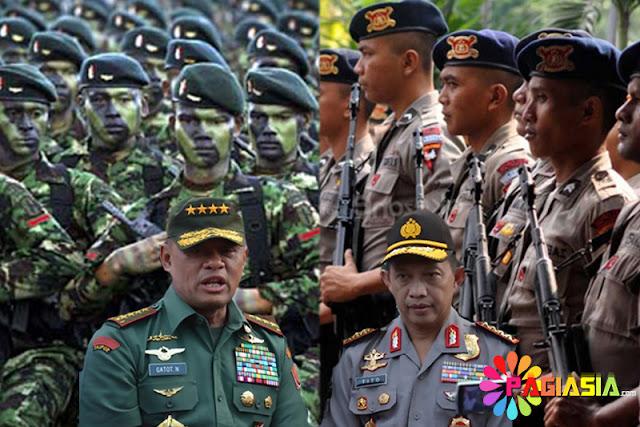 DPR Mengapresiasikan Sikap TNI Membantu Polri Terkait Ormas-Ormas Anti-Pancasila