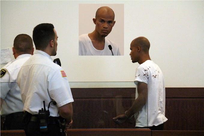 Dominicano hiere un policía en  Worcester y lo doblegan con dos descargas eléctricas