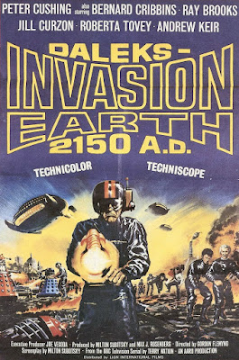 Daleks Invasion Earth 2150 A.D. [1966] [DVDR] [Spanish]