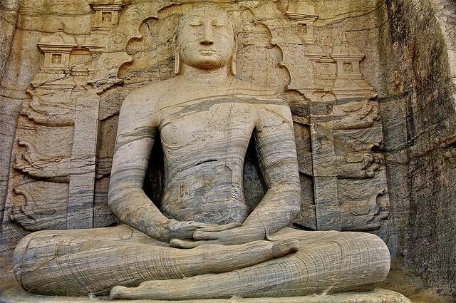 Polonnaruwa,Sri Lanka