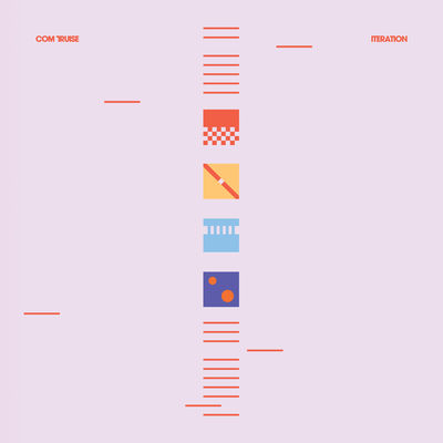 Com Truise - Iteration - Album Download, Itunes Cover, Official Cover, Album CD Cover Art, Tracklist