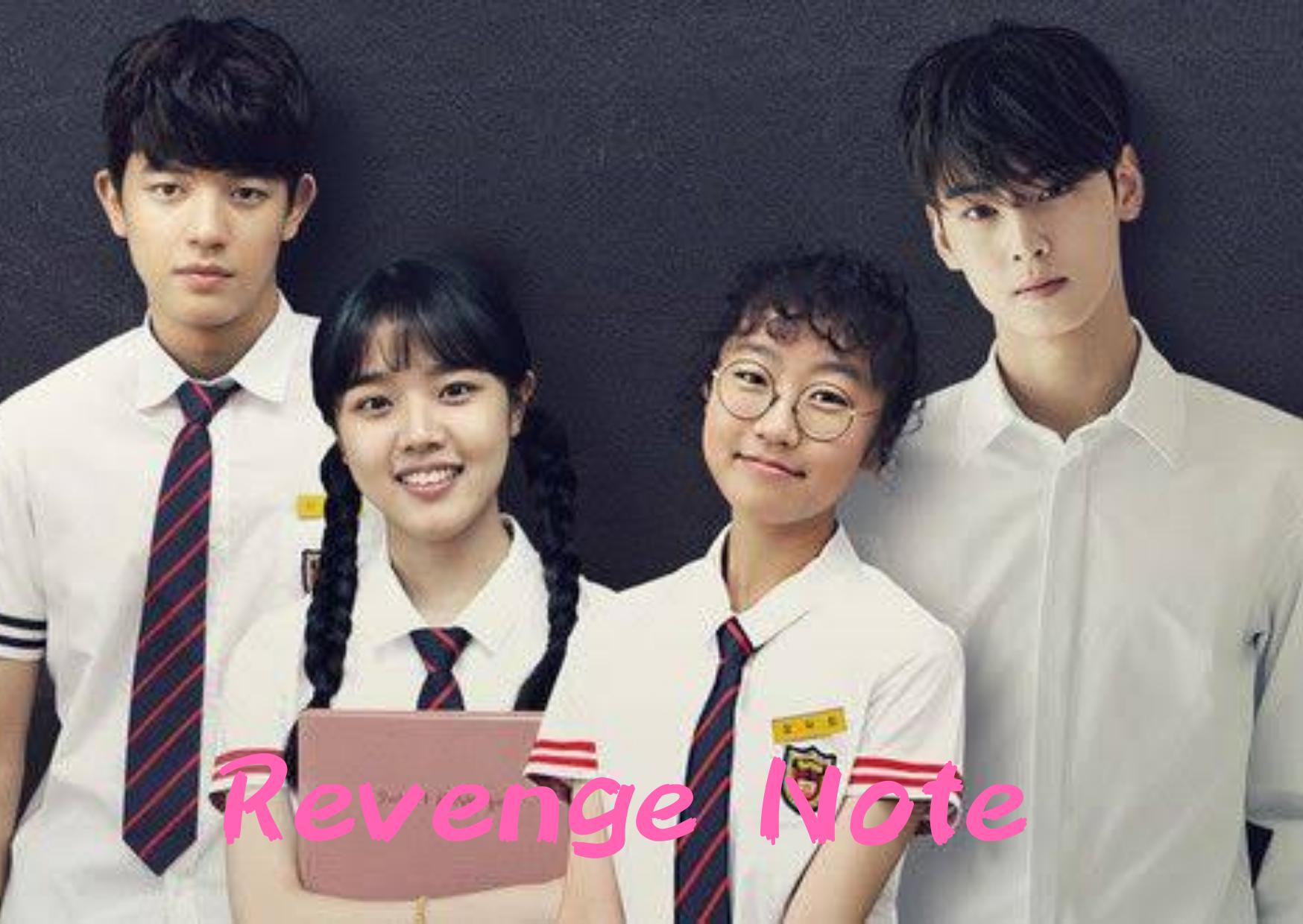 Download Drama Korea Revenge Note Sub Indo Batch