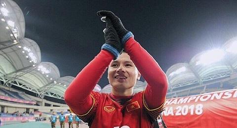 Trưởng thành ở V.League, niềm vui của U20 Việt Nam