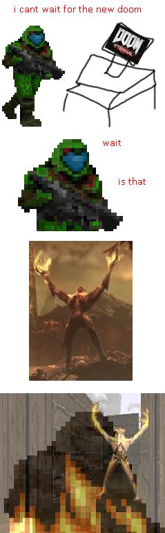 Mais um novo Doom?