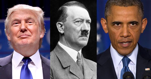 Trump Family Linked to Hitler and Obama