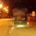 """""""Κίνδυνος θάνατος"""" σε επαρχιακό δρόμο της Ξάνθης - Ι.Χ. αυτοκίνητο έβγαζε σπίθες (+ΒΙΝΤΕΟ)"""