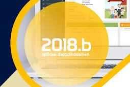Buku Panduan Aplikasi Dapodik Versi 2018 b Semester 2 Tahun Pelajaran 2017/2018