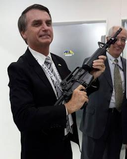 Nova plataforma de controle de armas de fogo no já está valendo no Brasil