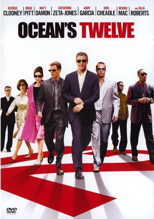 فیلم دوبله: دوازده یار اوشن (2004) Ocean's Twelve