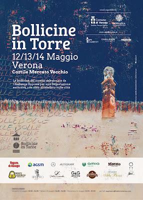 Bollicine in Torre 12-13-14 maggio Verona