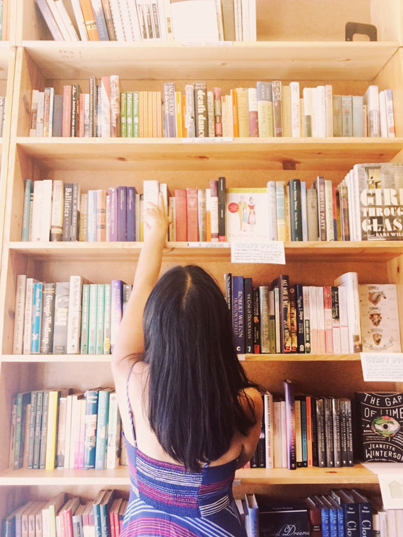 things to do in portland powell's books