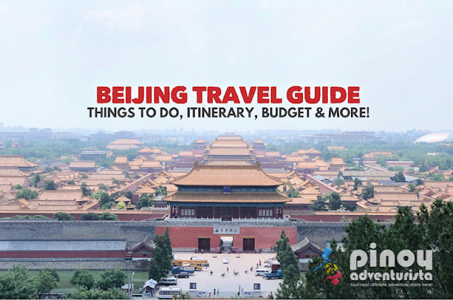 Comprehensive Beijing Travel Guide Blogs with Sample Itinerary