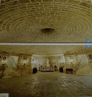 Cripta Catedral de cadiz